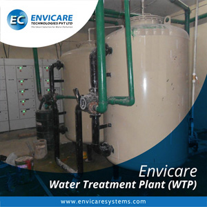 Boiler Water Treatment, D.M.Plants, Deaerators