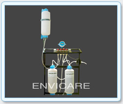 Portable or Mini- DM Water Treatment Plant